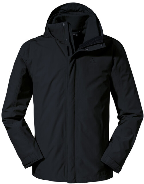 Schöffel Turin1 3in1 Jacke Herren black